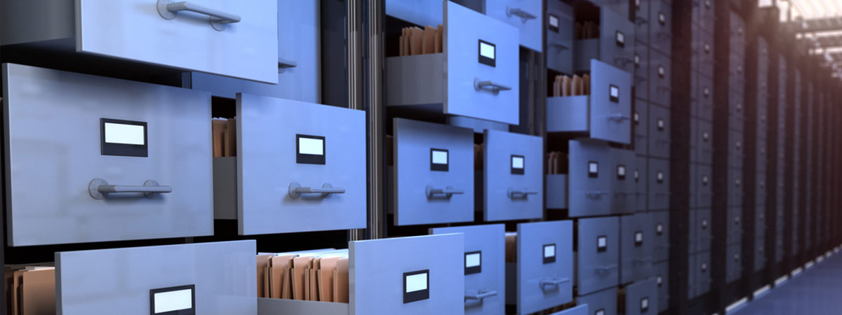 Document Storage - Maddington Storage